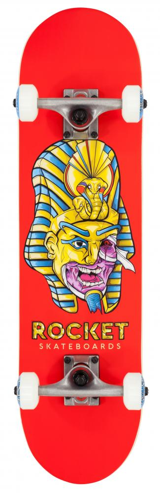 Rocket Complete Skateboard Mini Mask Pharaoh - skateboard