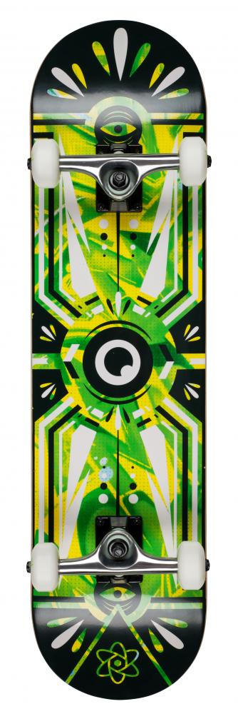 Rocket Complete Skateboard Surveillance Series Jungle - skateboard