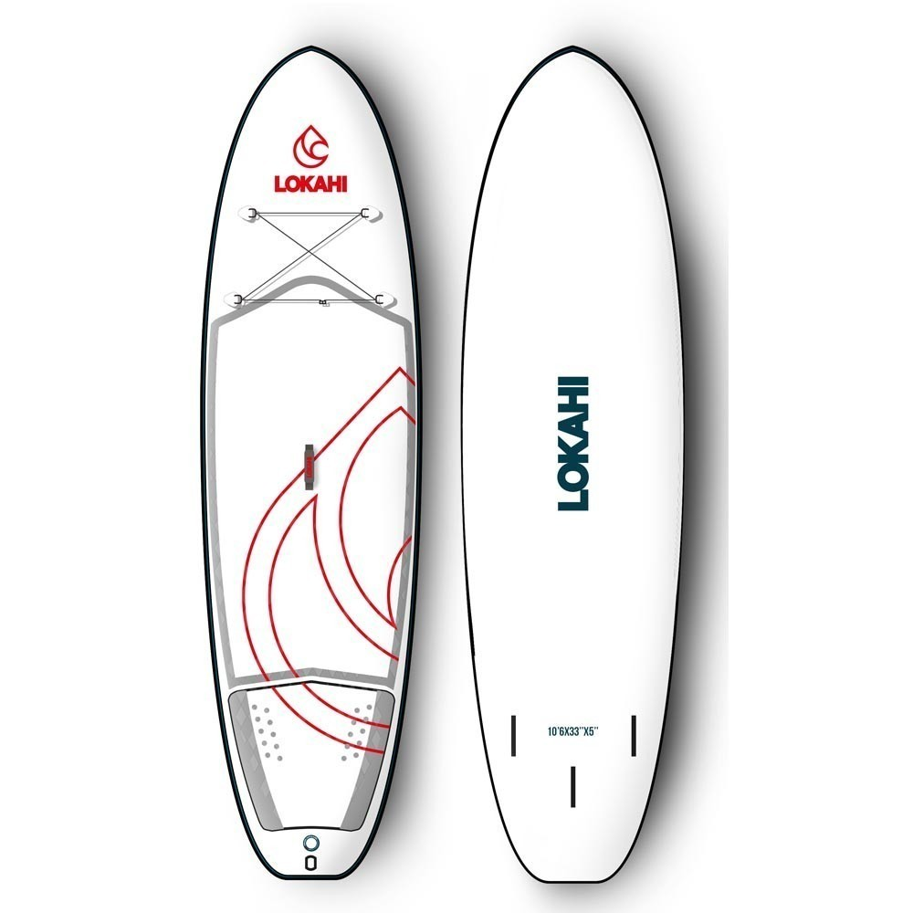 PADDLEBOARD LOKAHI W.E. ENJOY AIR 10,6-33 - paddleboard