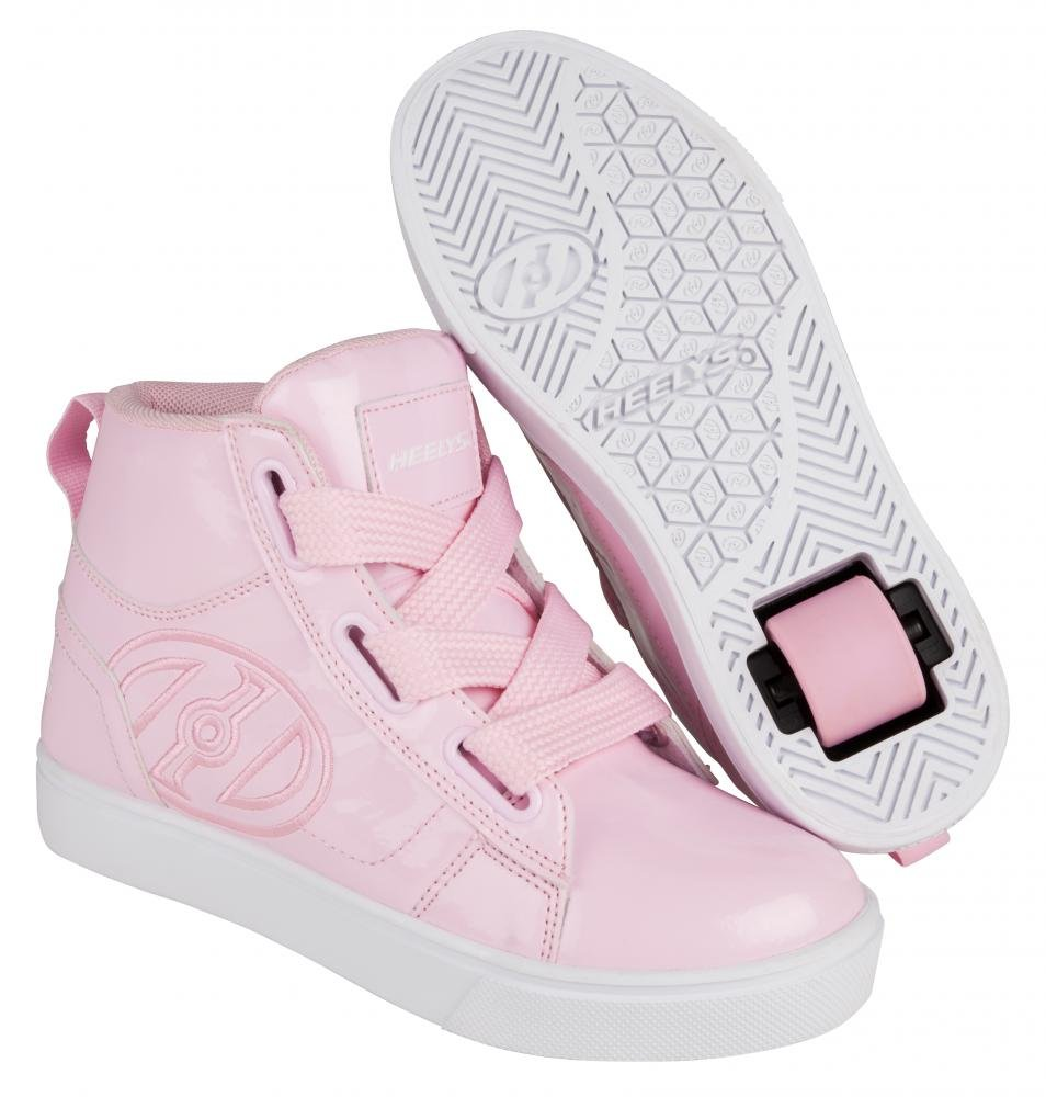 Heelys - High Line Light Pink Patent - koloboty