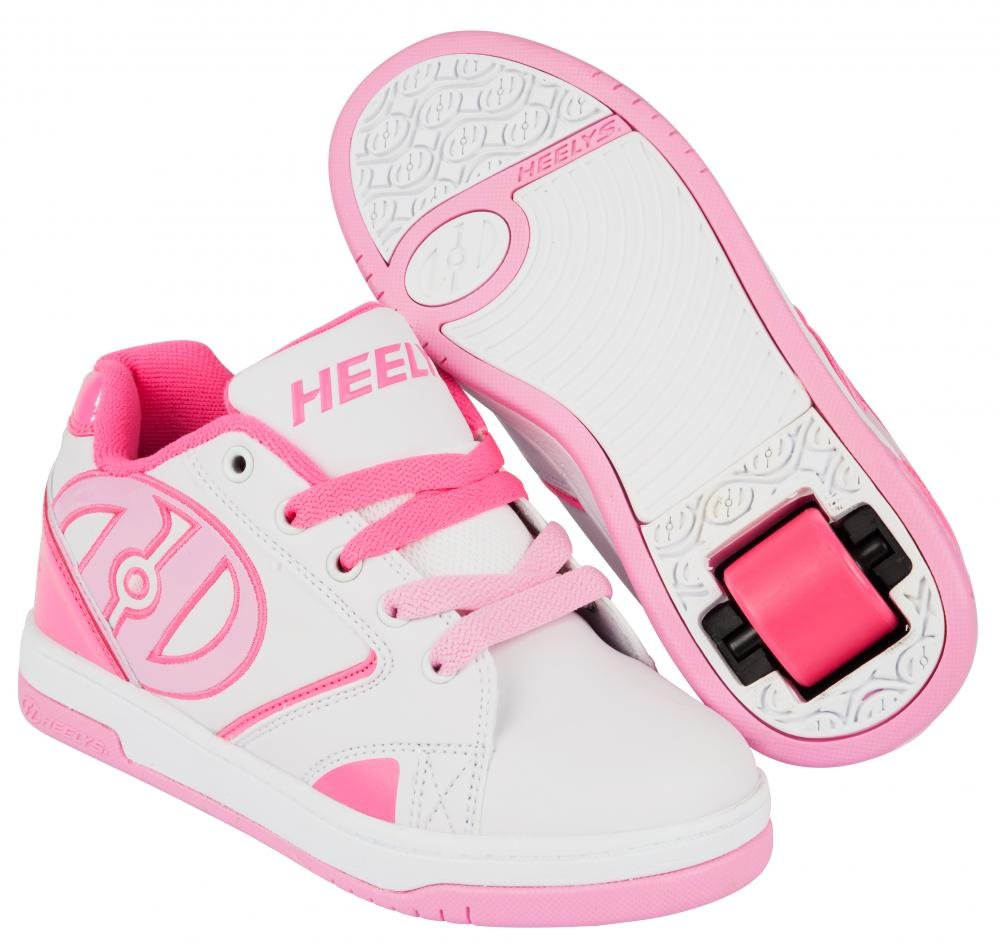 Heelys - Propel 2.0 White/Hot Pink/Light - koloboty