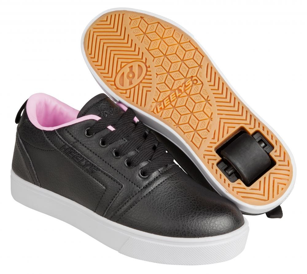 Heelys - GR8 Pro Black/Light Pink - koloboty