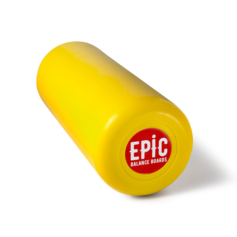 Balance board roller Epic Yellow