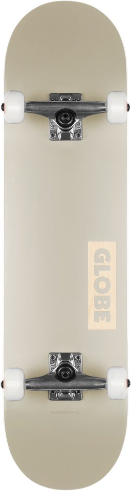 "Globe - Goodstock - Off White 8"" - skateboard"