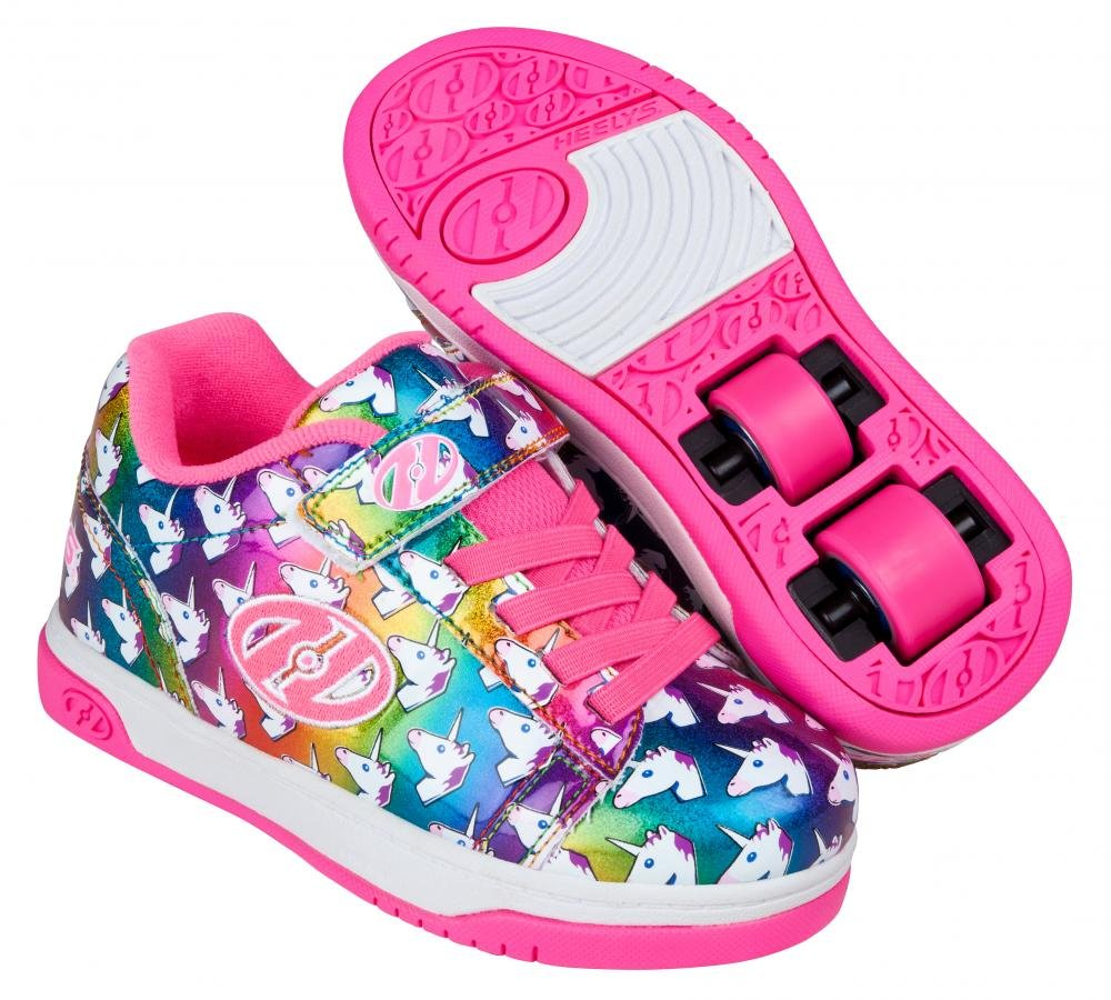 Heelys - X2 Dual Up Rainbow/Unicorn - koloboty