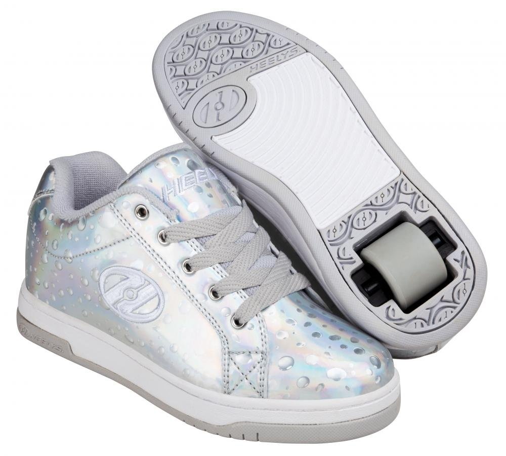 Heelys - Split Silver/Hologram/Water Drop - koloboty