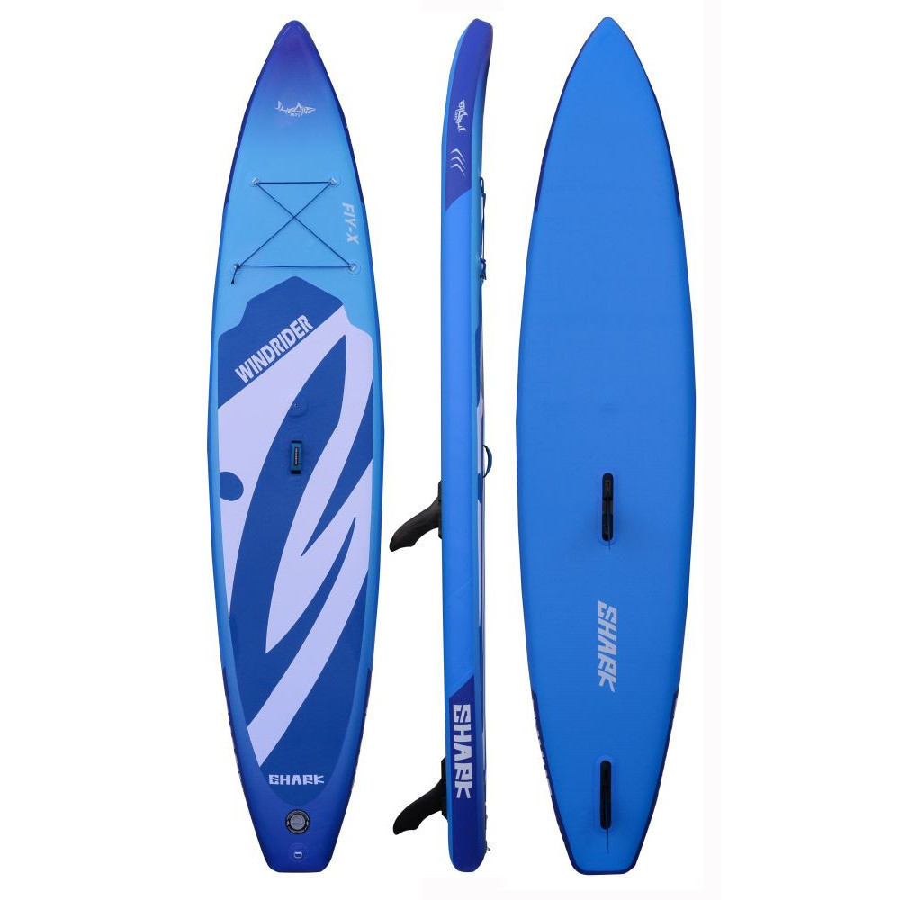 PADDLEBOARD SHARK WINDSURF FLY T 12,6-31 - paddleboard