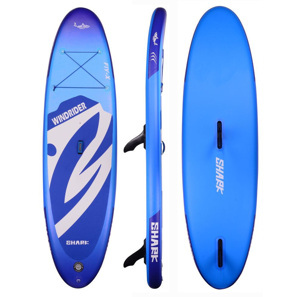 PADDLEBOARD SHARK WINDSURF FLY 9-30 - paddleboard