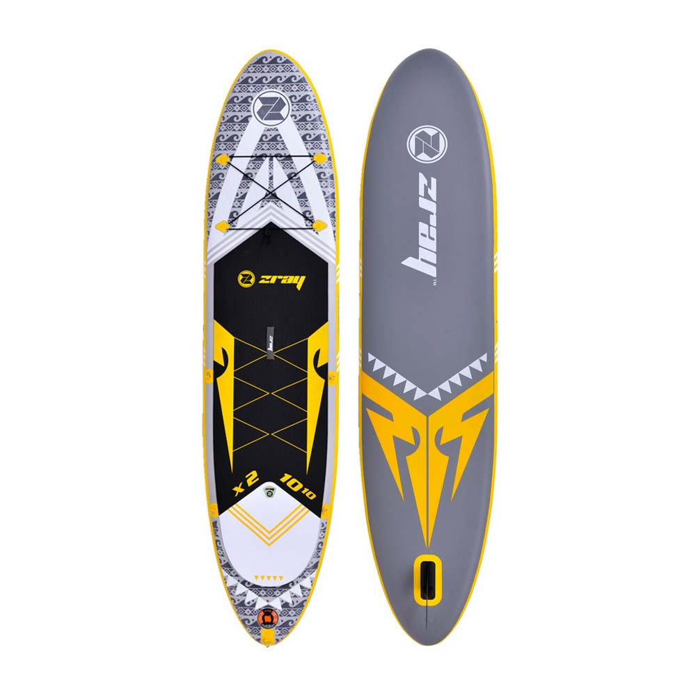 PADDLEBOARD ZRAY X-RIDER DELUXE X2 10,10-30 - paddleboard