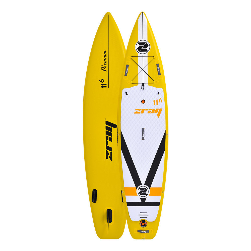 PADDLEBOARD ZRAY FURY EPIC 11,6-32 YELLOW - paddleboard