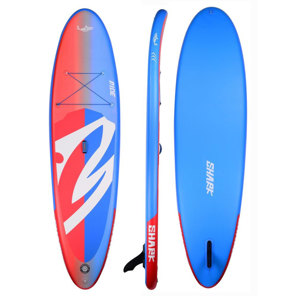 PADDLEBOARD SHARK ALLROUND 10,6-32