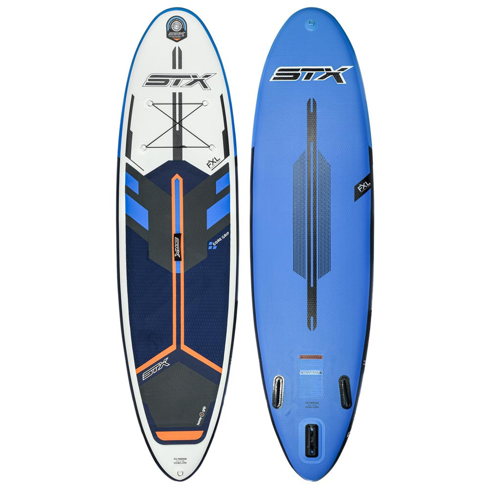 PADDLEBOARD STX FREERIDE 9,8-30 BLUE ORANGE