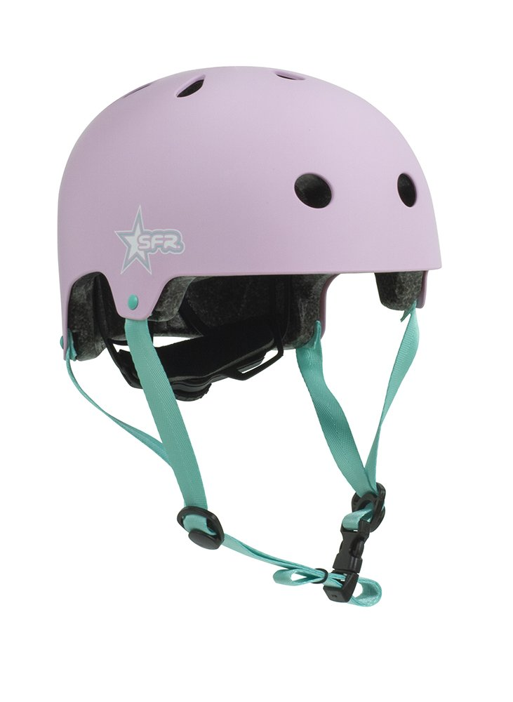 SFR - Adjustable Kids Pink/Green - helma