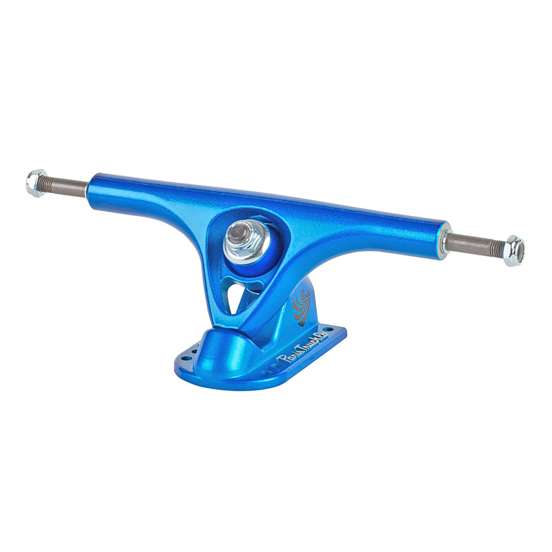 Paris trucks V2 - 180 blue - longboard treky