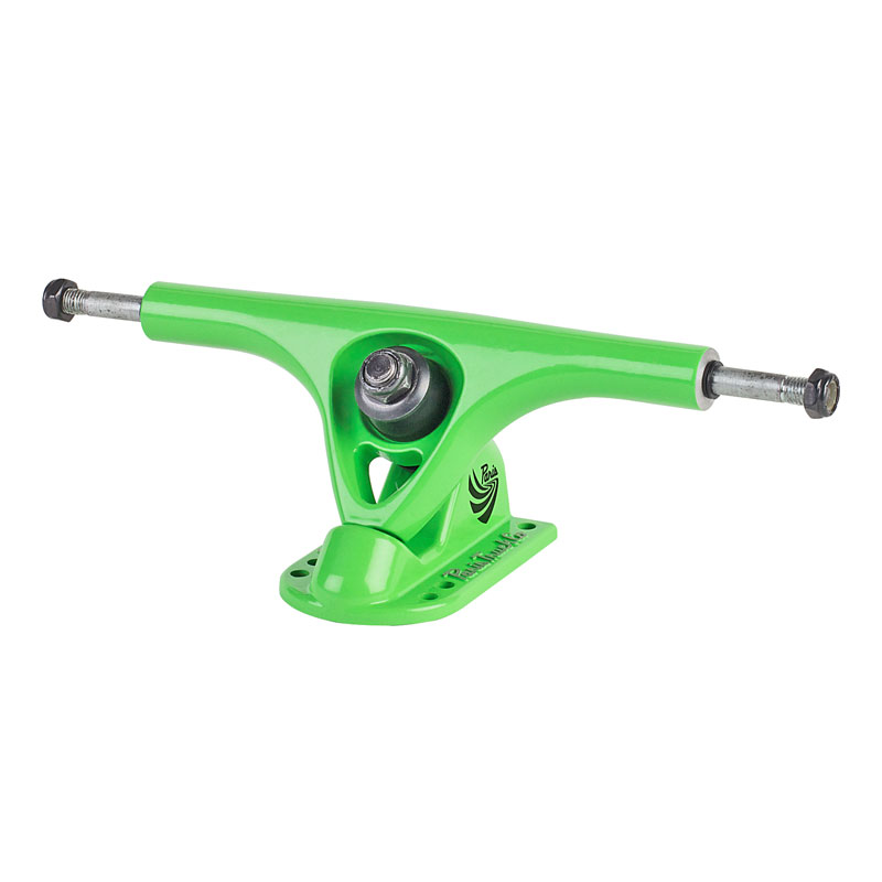 Paris trucks V2 - 180 green - longboard treky