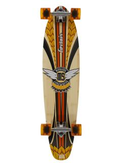 Mindless Corsair II orange  longboard