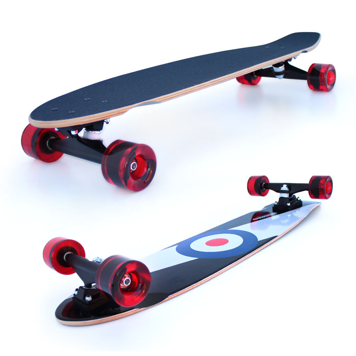 Hammond Longboards - Abbey Road longboard