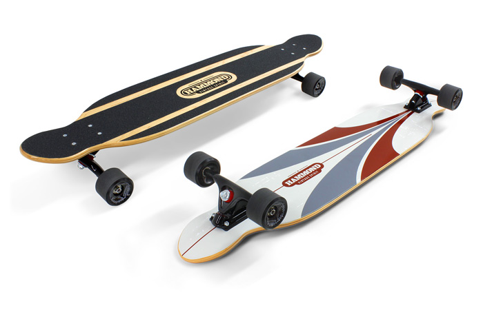 Hammond Longboards - Piper 40 longboard