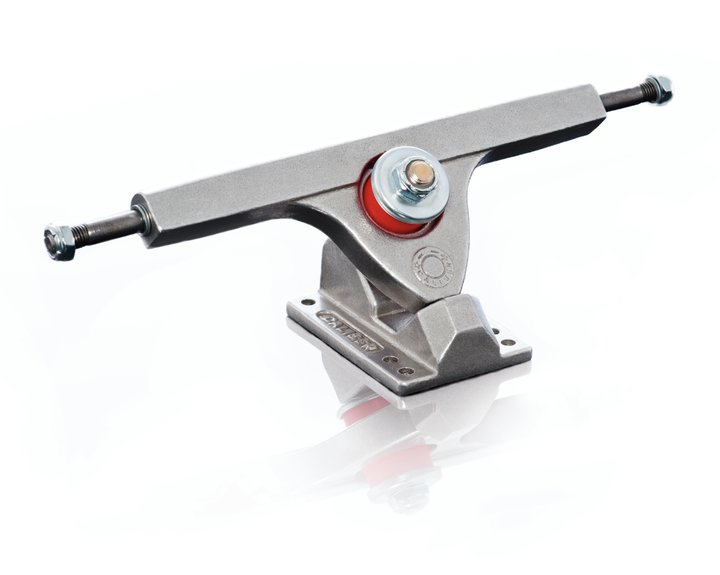 Caliber trucks  - 181mm / 44 - raw - longboard treky