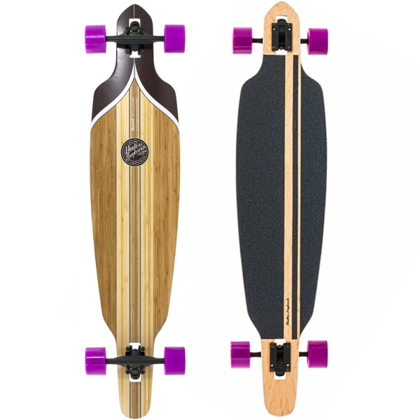 Mindless Maverick DT V3 brown - longboard