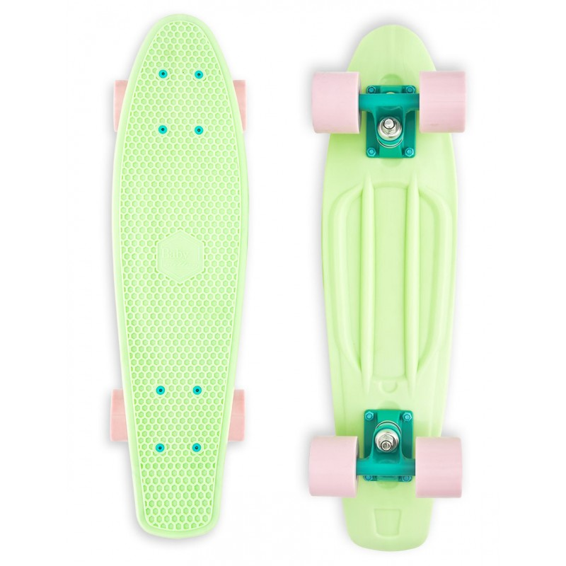 Baby Miller 22 - Cupcake Apple Green skateboard