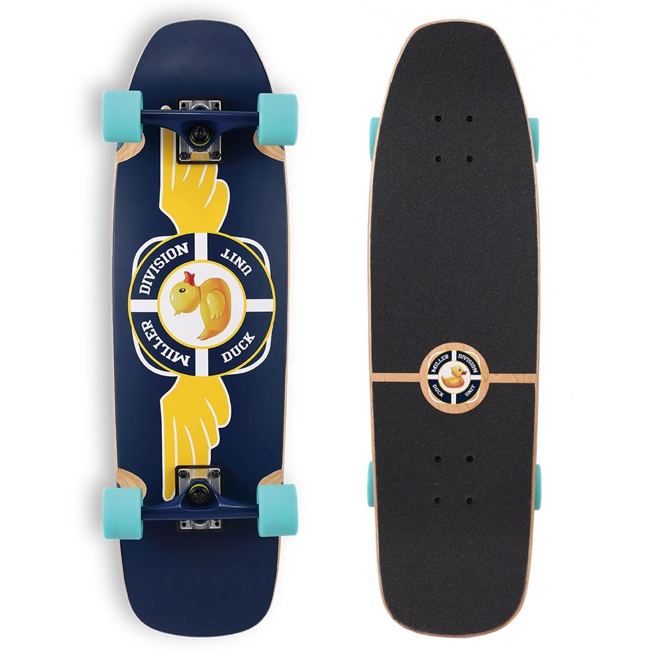 Miller Duck unit - longboard cruiser