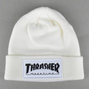 Kulich Thrasher Patch White