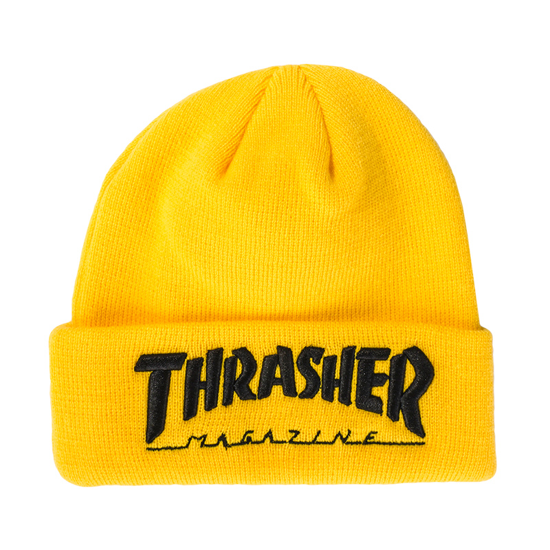 Kulich Thrasher Patch yellow