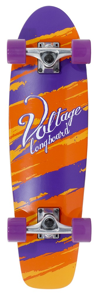 Voltage - Cruiser 28 Orange longboard cruiser