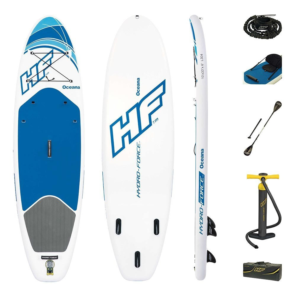 PADDLEBOARD HYDROFORCE OCEANA 10-33 MODEL 2019 - paddleboard