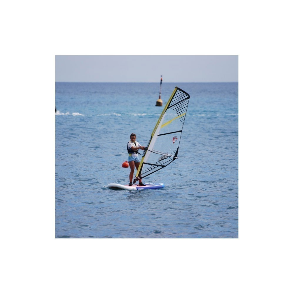 PADDLEBOARD AQUADESIGN IBRID WINDSUP 10,8-34 - paddleboard